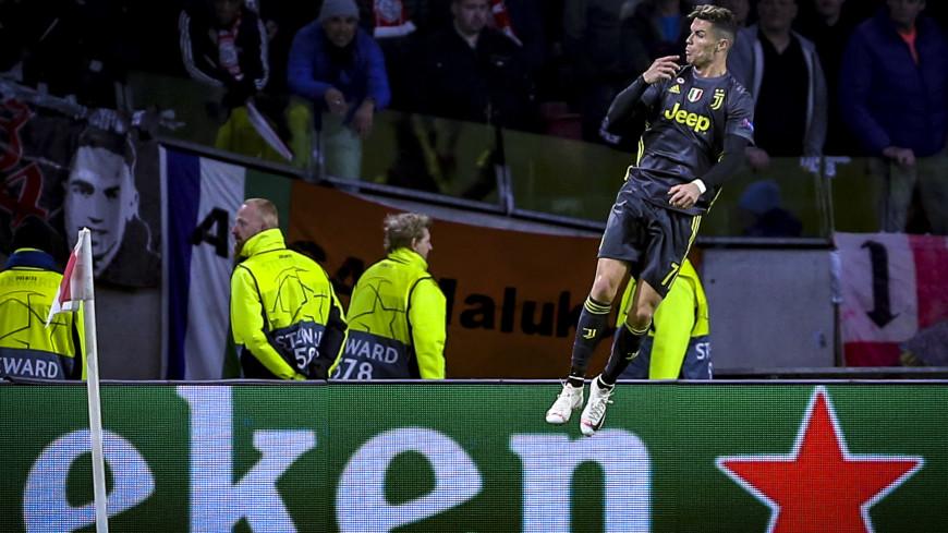 Роналду забил 600-й гол на клубном уровне