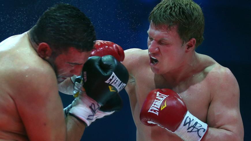 Чарр жаждет реванша с «лучшим боксером последних лет» Поветкиным