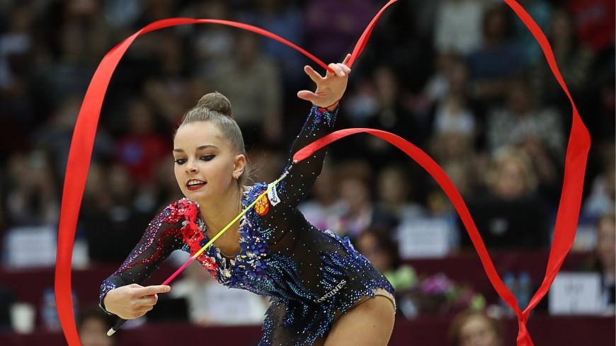 Гимнастки Аверины выиграли по два золота на турнире в Италии
