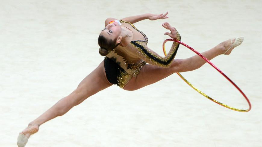 Российские гимнастки выиграли все личное золото на этапе Кубка мира