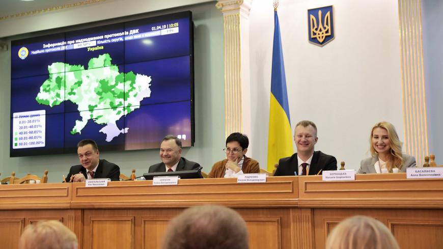 ЦИК Украины перенес время проведения дебатов Порошенко и Зеленского