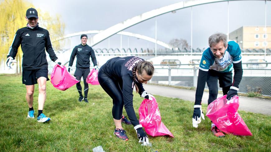 Бегом за мусором: плоггинг завоевывает популярность во всем мире