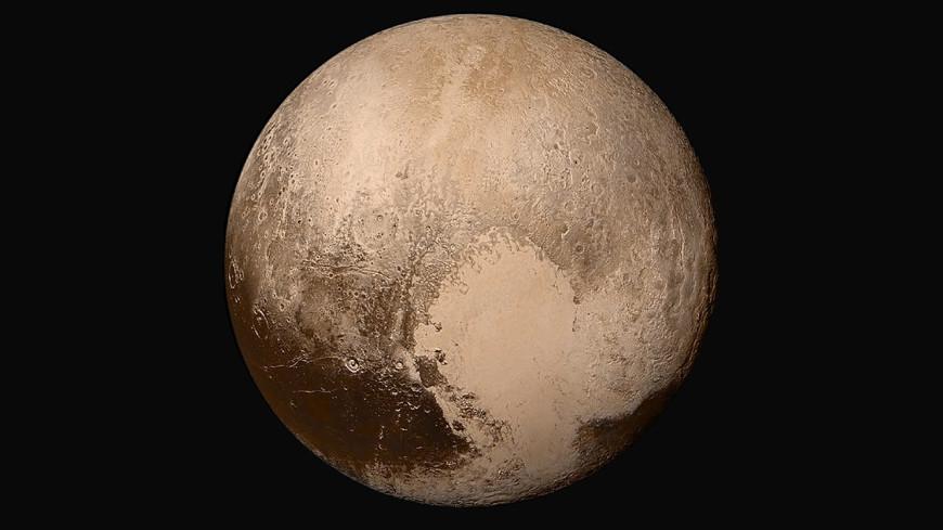 Зима близко: смена сезонов разрушит атмосферу Плутона