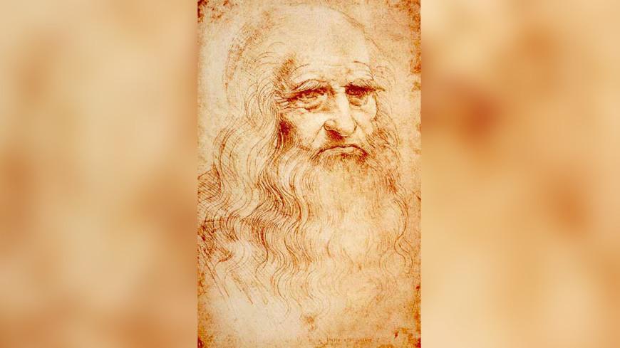 В Италии проведут ДНК-анализ пряди волос Леонардо да Винчи