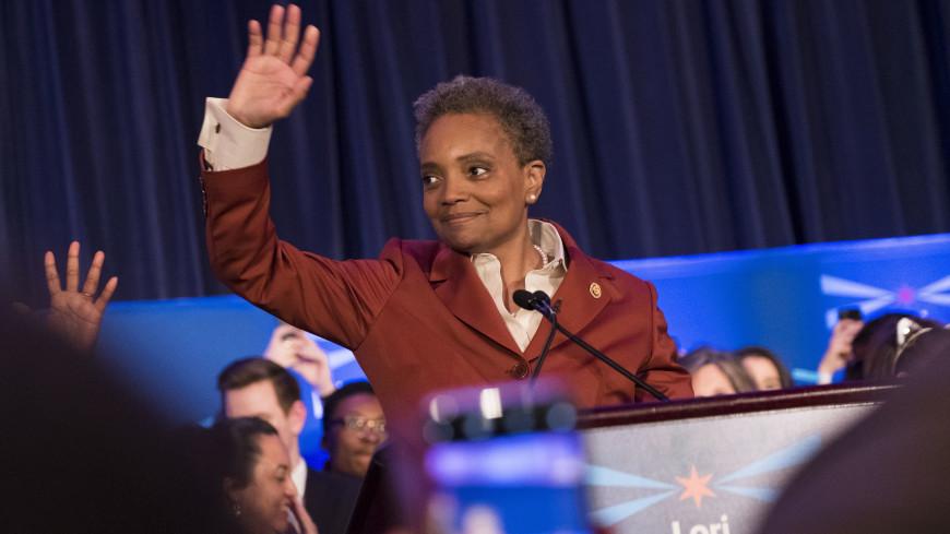 Афроамериканка нетрадиционной ориентации вступит в должность мэра Чикаго