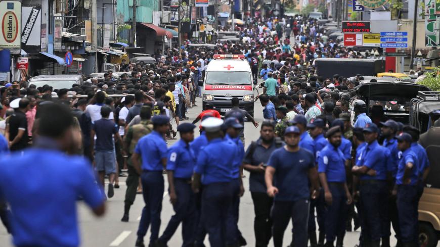 В аэропорту Шри-Ланки обнаружена бомба