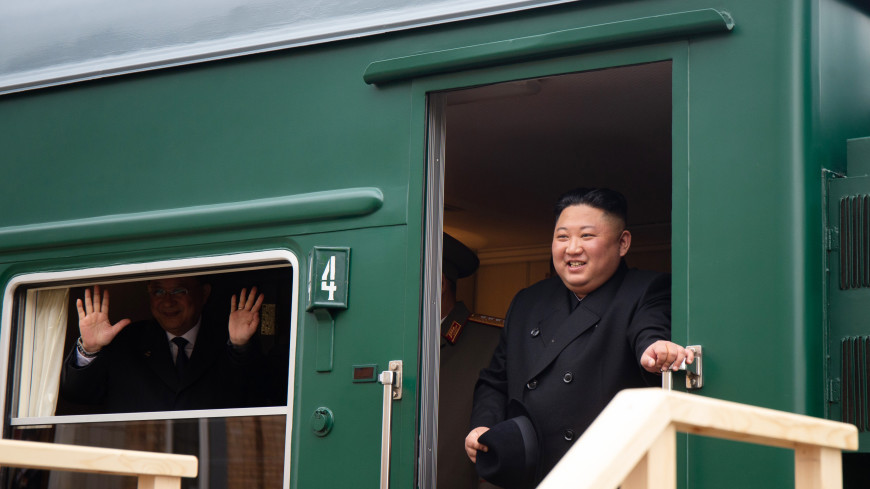 Остров Русский примет встречу Путина и Ким Чен Ына