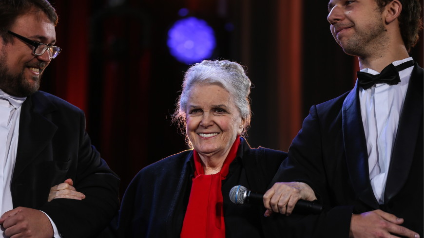 В Москве в Малом театре простятся с Элиной Быстрицкой