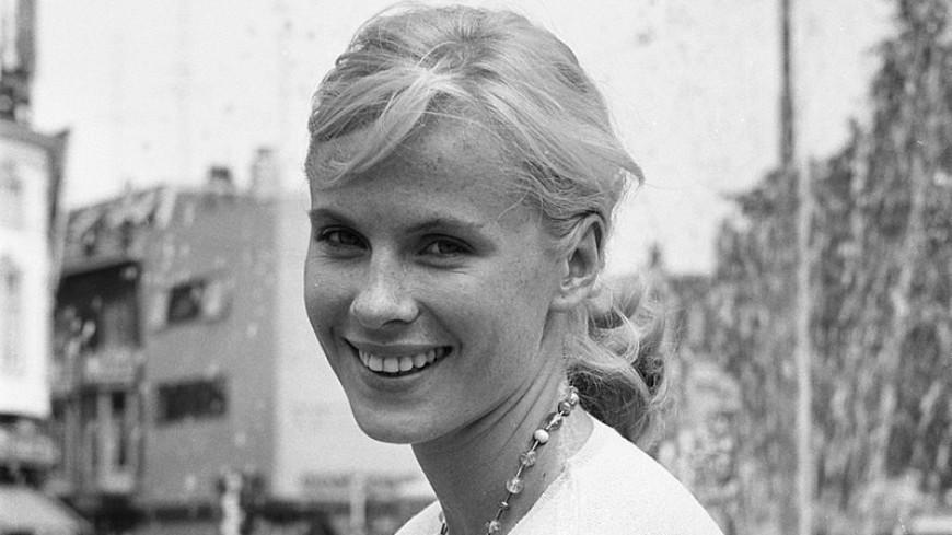 Умерла любимая актриса Бергмана Биби Андерссон