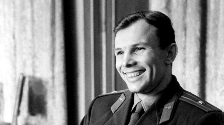 Юрий Гагарин: первый парень на Земле и в космосе