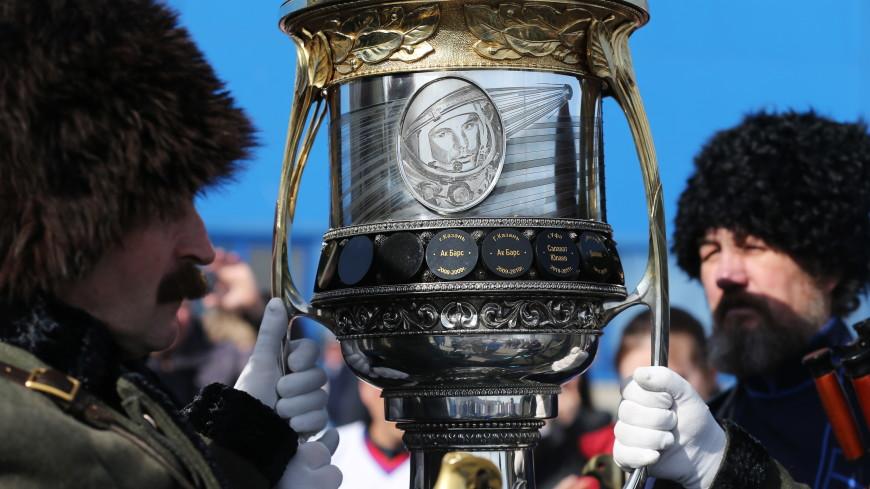 Битва бородачей: ЦСКА и «Авангард» поборются за Кубок Гагарина