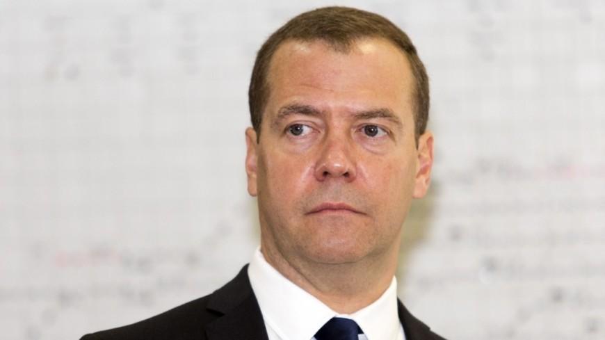 Медведев подписал документы о создании еще семи ТОРов в регионах