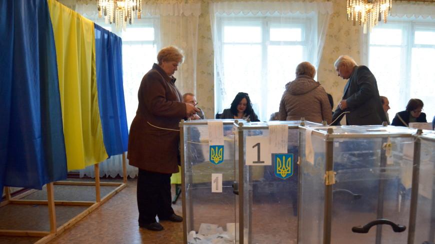 На Украине закрылись избирательные участки на выборах президента