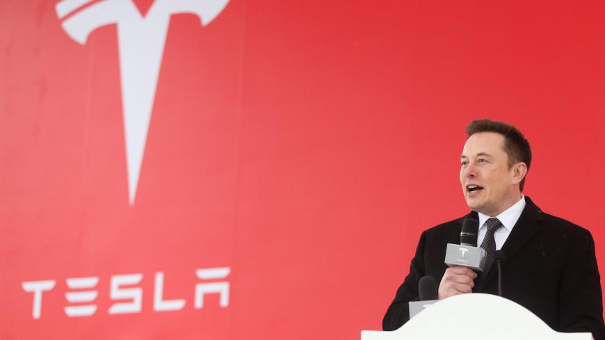 Маск оценил риск возгорания электромобилей Tesla