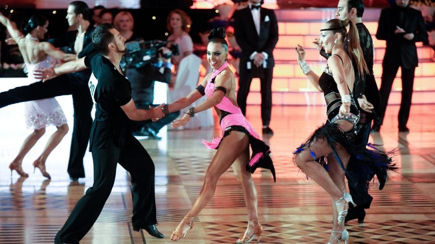 В Москве стартовал чемпионат Европы по латиноамериканским танцам
