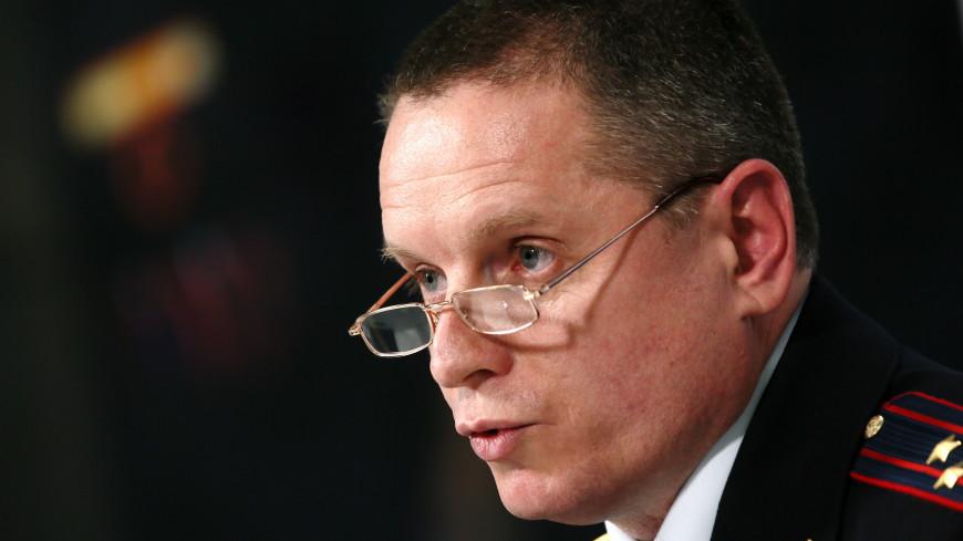 Начальник Госавтоинспекции Москвы Коваленко подал в отставку