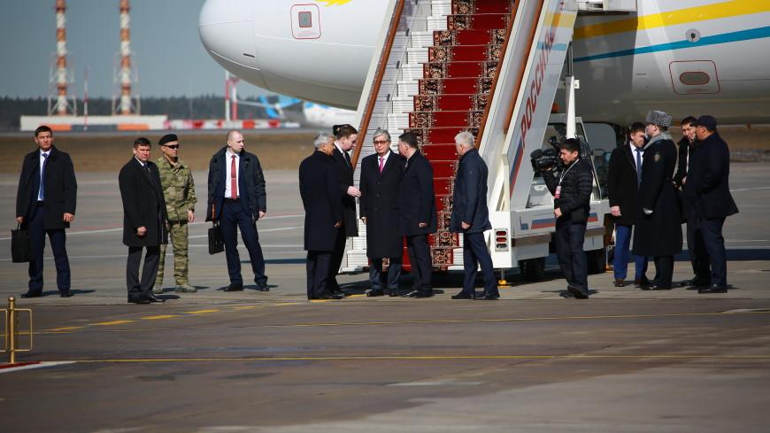 Токаев назвал визит в Москву успешным