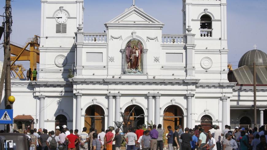 На Шри-Ланке возле церкви прогремел еще один взрыв