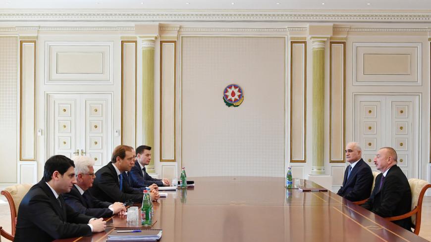 Россия может создать в Азербайджане центр по обслуживанию вертолетов «Ми»