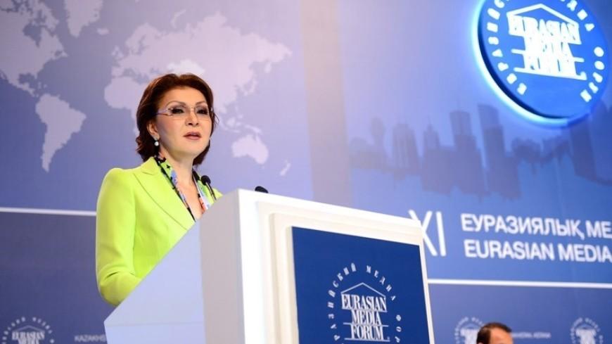 Дарига Нурсултановна Назарбаева, дочь президента Казахстана