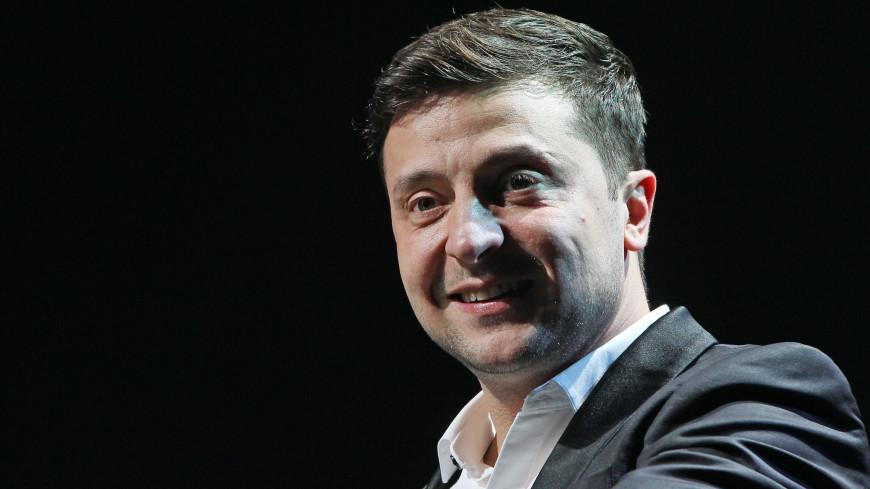 Зеленский во время дебатов с Порошенко перешел на русский язык