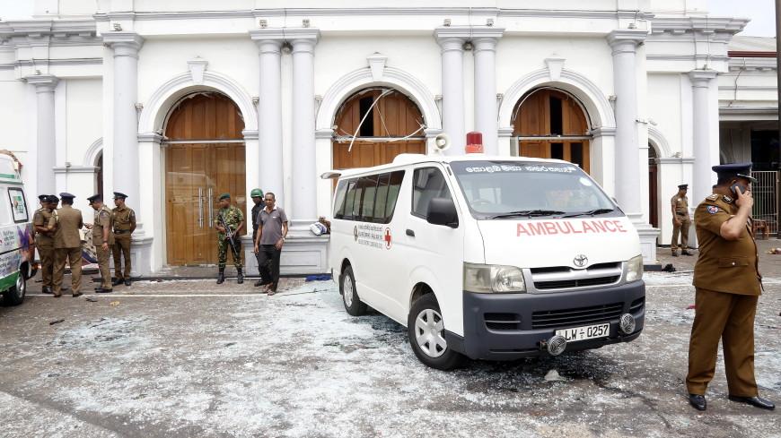 Количество жертв взрывов на Шри-Ланке возросло до 262 человек