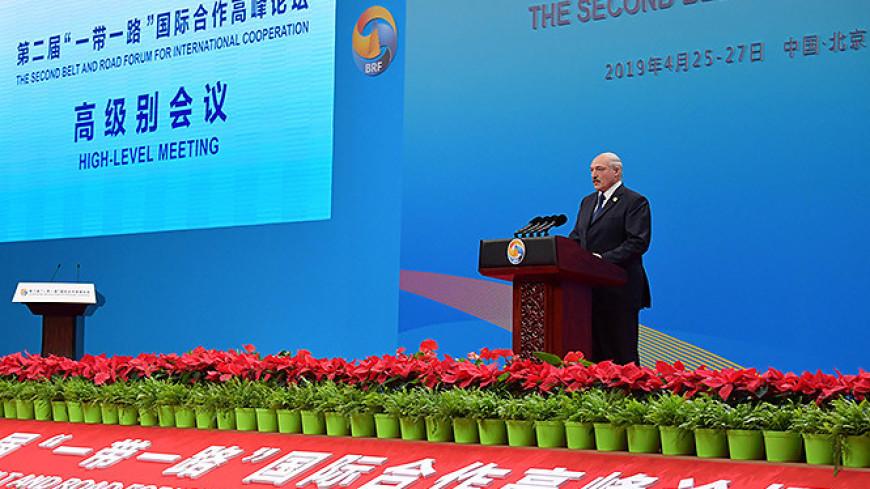 Лукашенко призвал расширить экономическое сотрудничество между странами