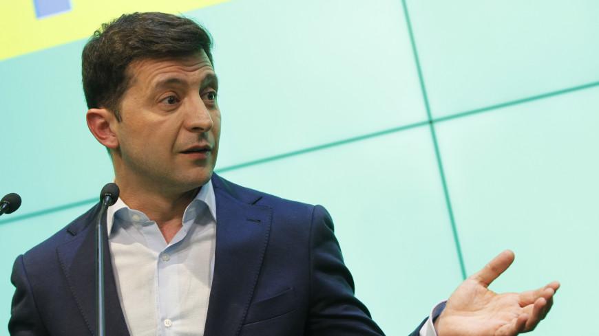 На Украине проходит репетиция инаугурации Зеленского