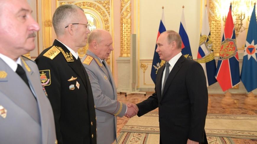 Путин призвал ФСИН работать над гуманизацией условий в тюрьмах