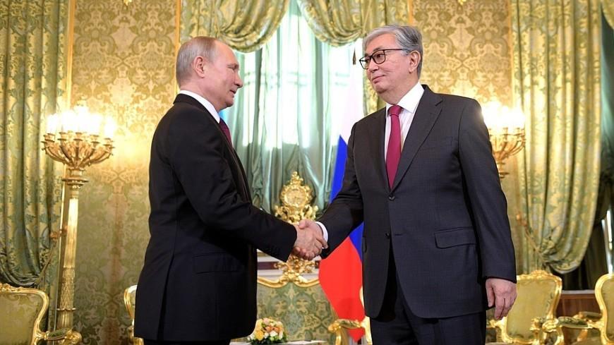 «Золотая эпоха сотрудничества»: итоги встречи Путина и Токаева в Москве