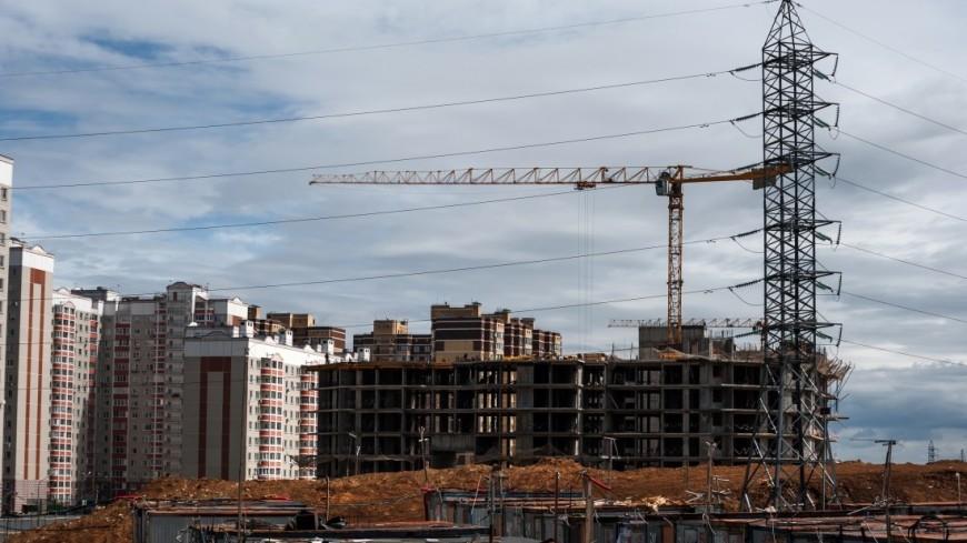 В Москве разрешили размещать офисы продаж недвижимости на стройплощадках