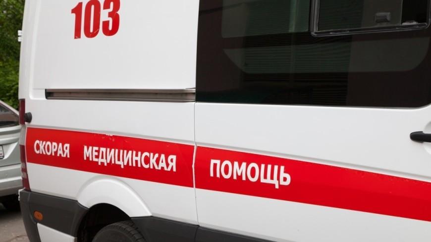 В Петербурге иномарка наехала на пешеходов