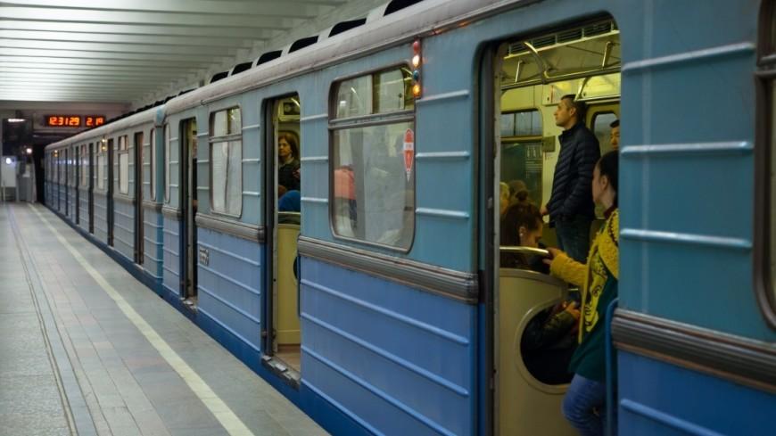 На Калужско-Рижской линии московского метро произошло задымление