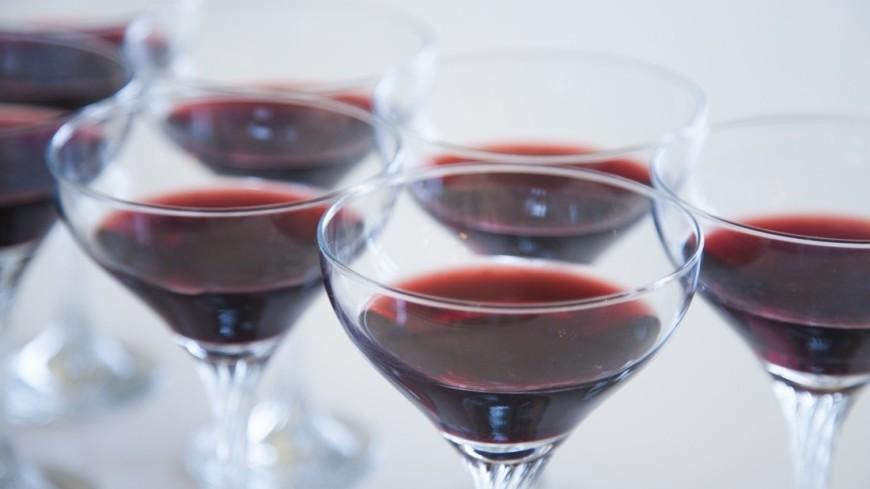 Бокал вина в день спасает от депрессии
