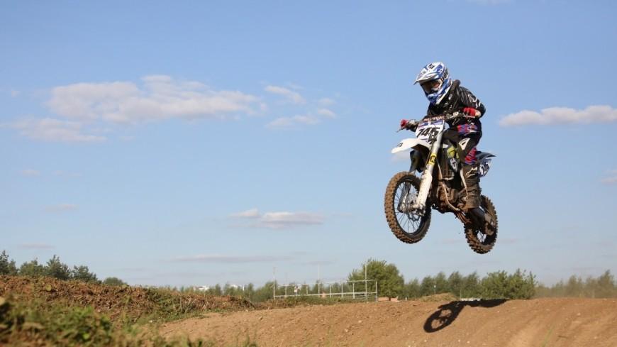 мотокросс, мотоцикл, гонки