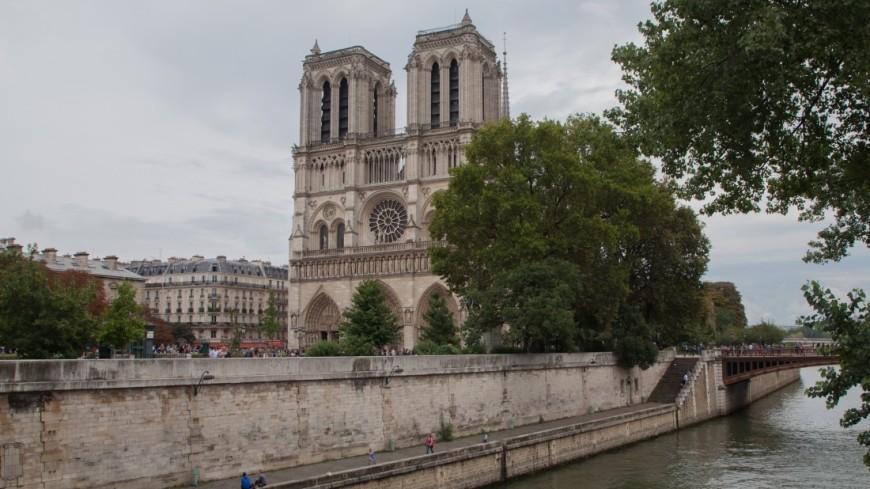 Нотр-Дам де Пари (фр. Notre-Dame de Paris)