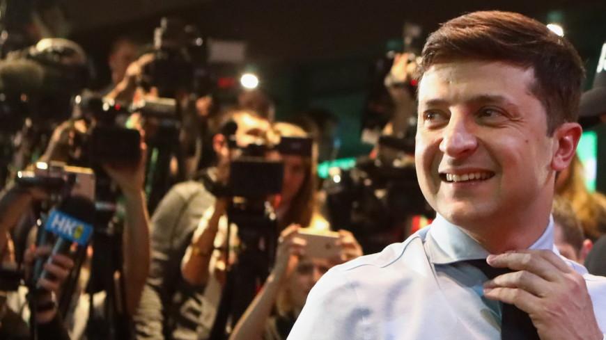 Штаб Порошенко опубликовал видео «гибели» Зеленского