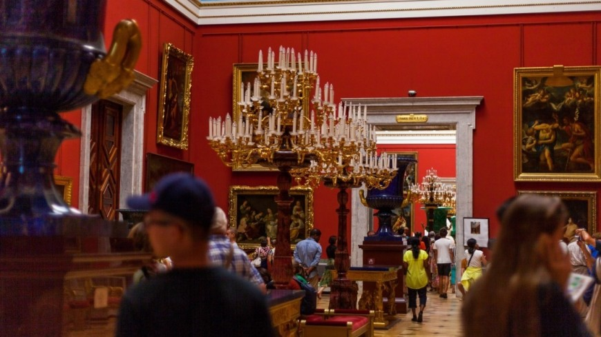 """Фото: Марина Дыкун (МТРК «Мир») """"«Мир 24»"""":http://mir24.tv/, музей, санкт-петербург, питер, эрмитаж"""
