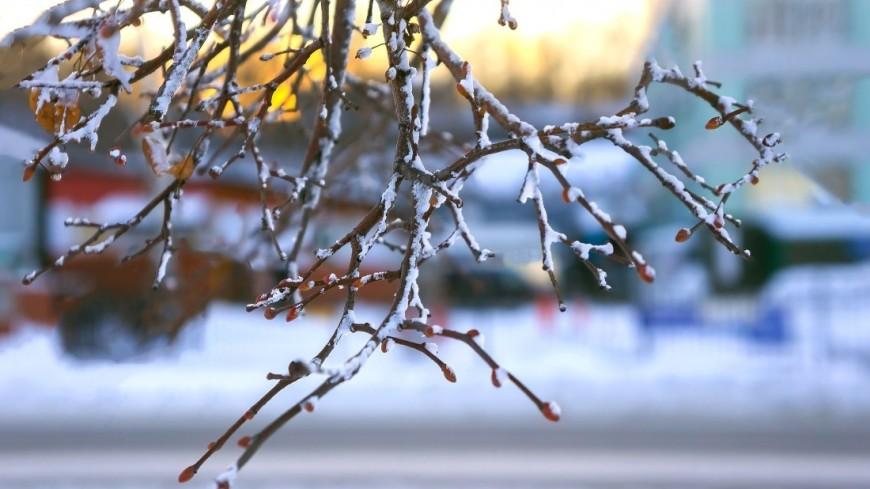 Снегопад, гололед, гроза: в Омске объявлено штормовое предупреждение