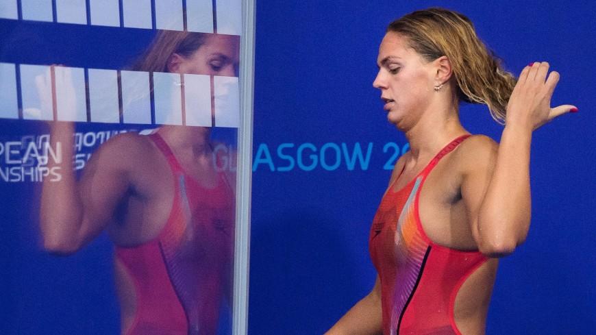 Пловчиха Ефимова вернулась и снова радует поклонников