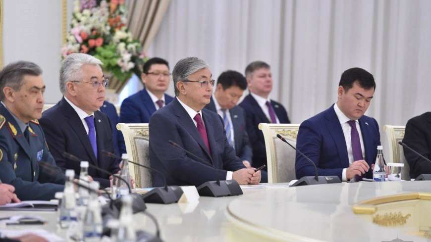 Токаев назвал впечатляющими результаты реформ в Узбекистане