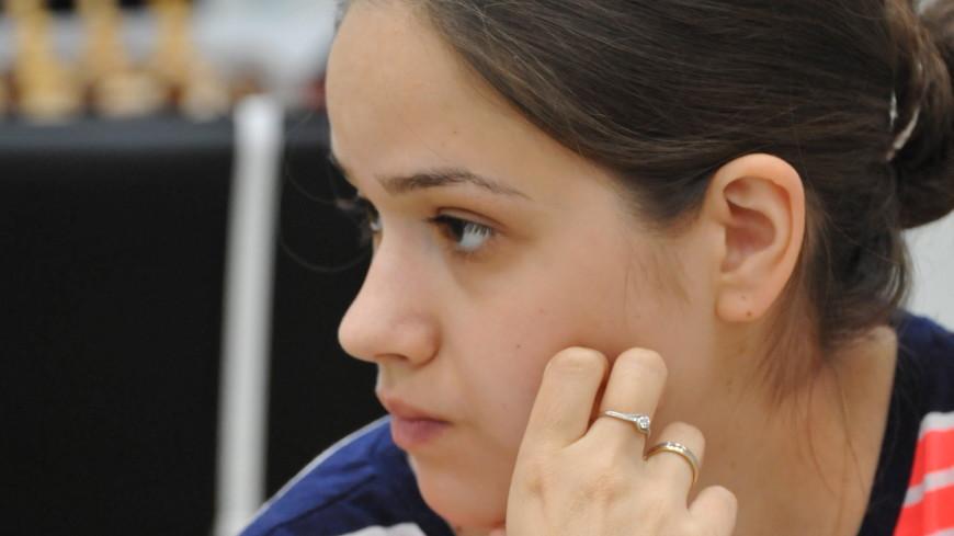 Россиянка Кашлинская стала чемпионкой Европы по шахматам