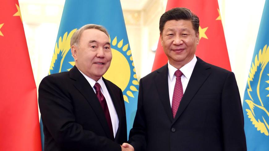 Председатель КНР наградил Назарбаева орденом Дружбы