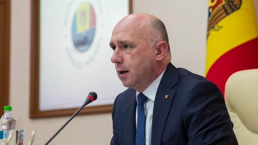 """Фото: """"Официальный сайт правительства Молдовы"""":http://www.gov.md/ru, премьер министр молдовы, павел филип"""