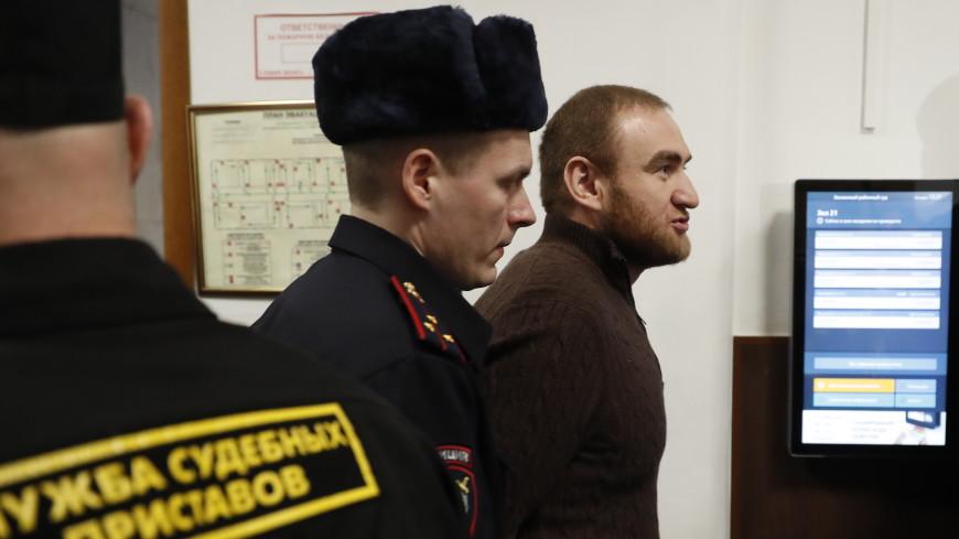 Мосгорсуд признал законным отстранение Арашукова от должности сенатора
