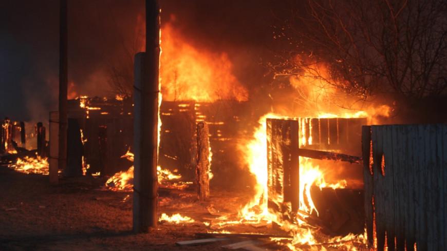 Лесные пожары в Забайкалье сравнили с адом