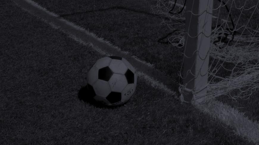 Удаленный футболист в Англии вырубил свет на стадионе