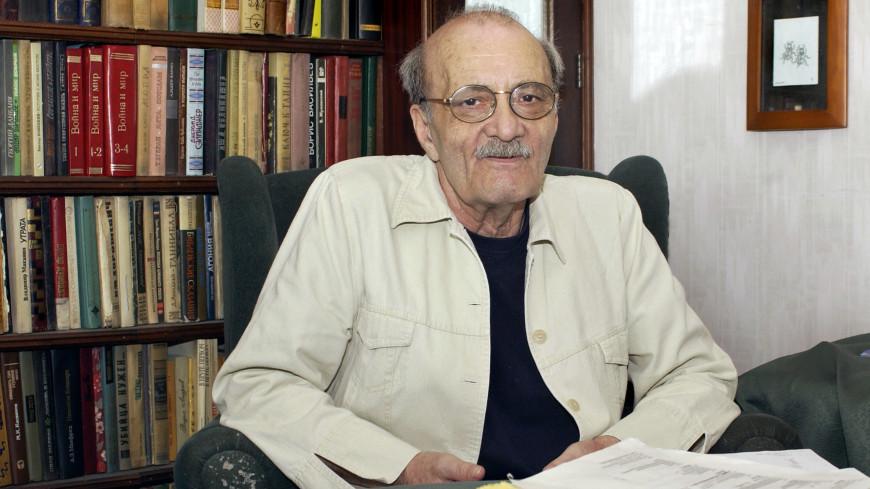 В Москве простятся с Георгием Данелией