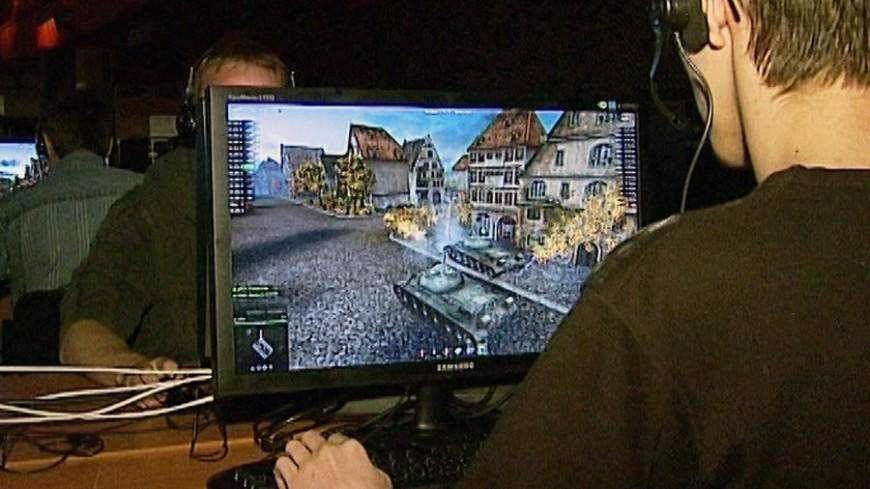 """Фото: """"«МИР 24»"""":http://mir24.tv/ _(скриншот)_, компьютер, игры"""