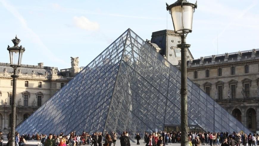 Париж © Фото: Елена Карташова, «Мир 24», париж, лувр